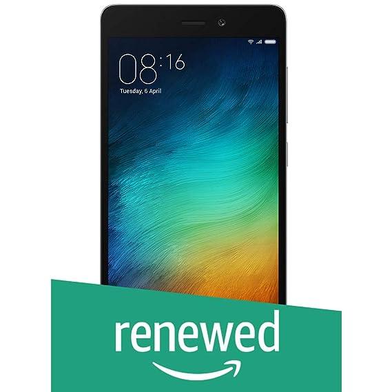 Renewed) Mi Redmi 3S Prime (Grey, 32GB): Amazon in: Electronics