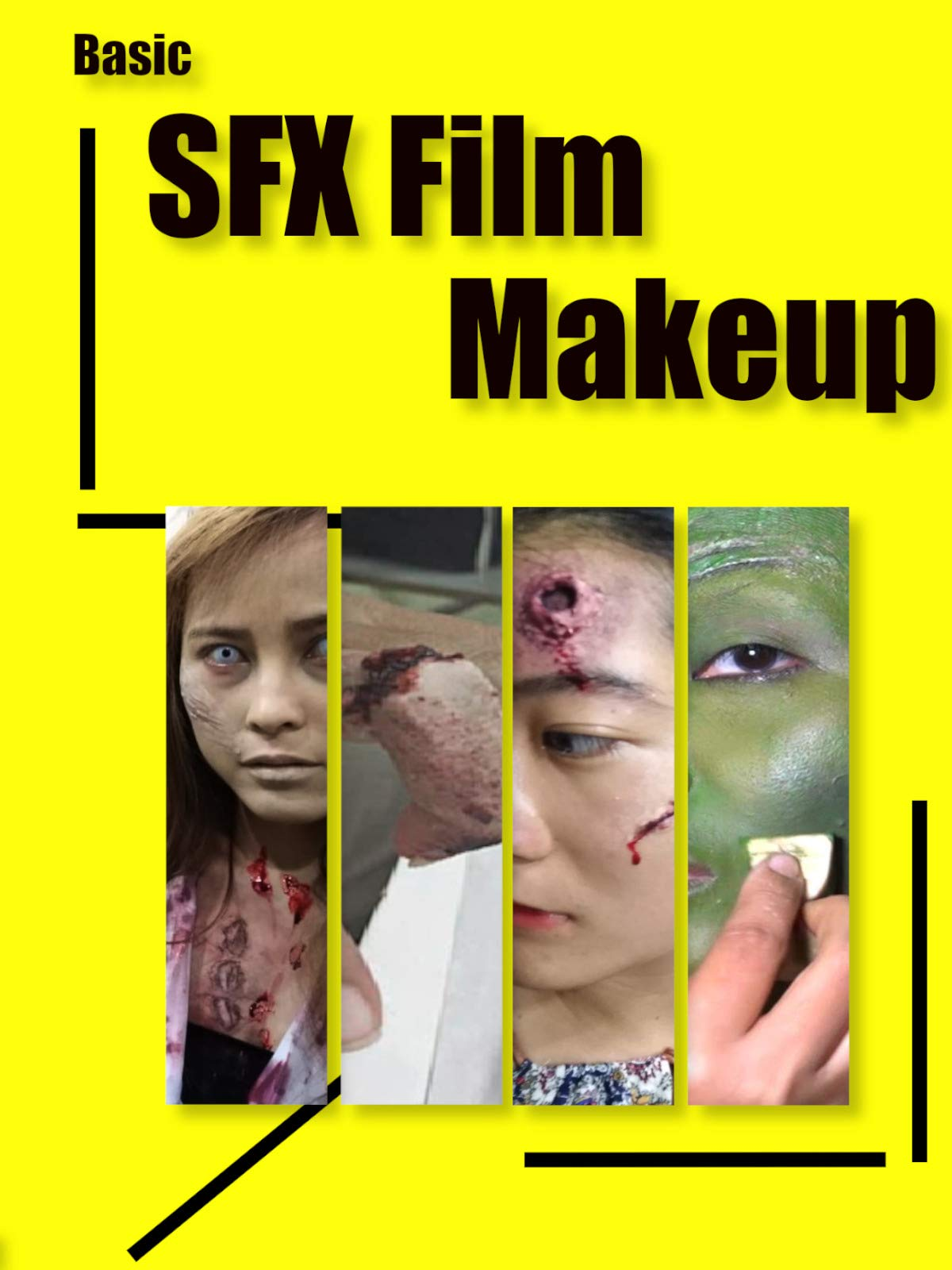 Basic SFX Film Makeup