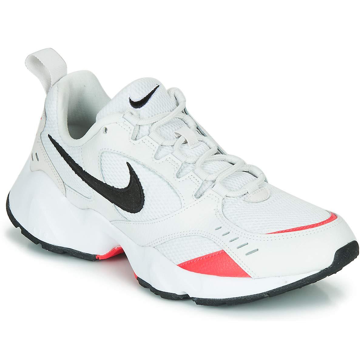 MultiCouleure (Platinum Tint noir rouge Orbit blanc 1) Nike Air Heights, Chaussures de Trail Homme 43 EU