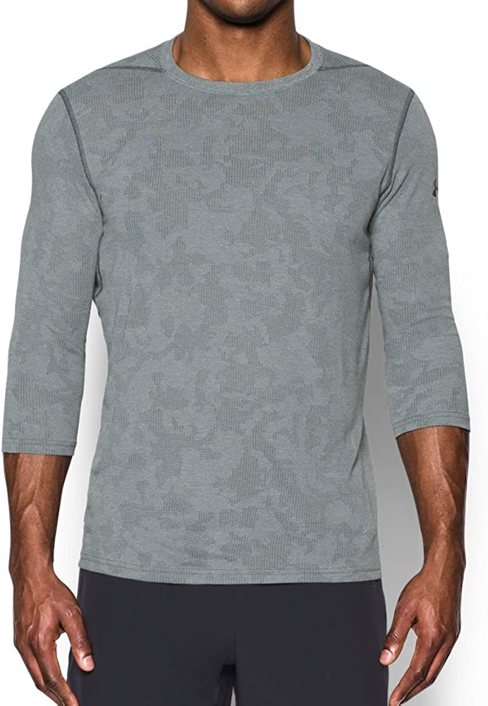 Max 58% OFF Under Armour Men's Threadborne Fitted ¾ Shirt Sleeve Max 83% OFF Utility