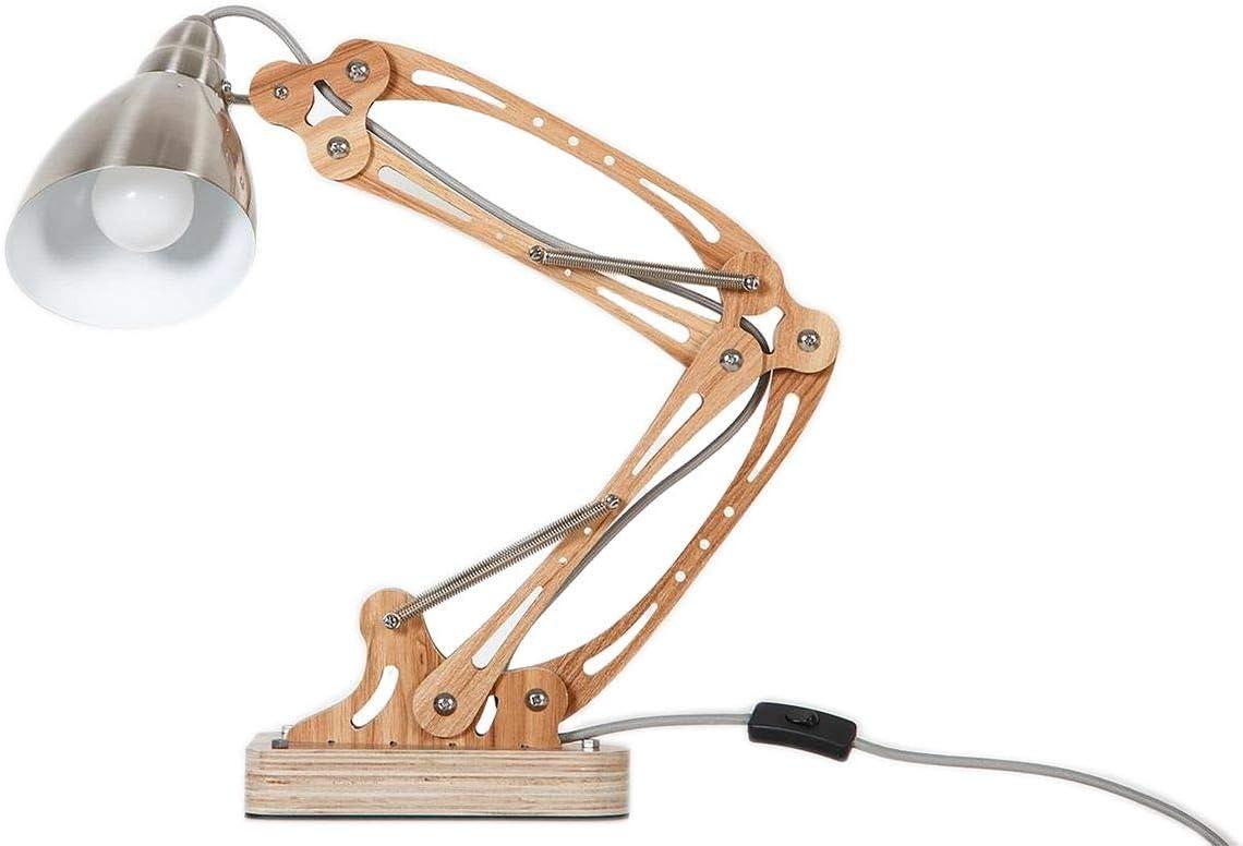 Kayoom Desk Lamp Table Lamp Table Lamp Wood Light Wood Modern Sale Amazon De Kuche Haushalt