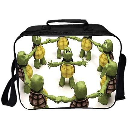 Amazon.com: Reptile Environmental Lunch Ice Bag, Ninja ...