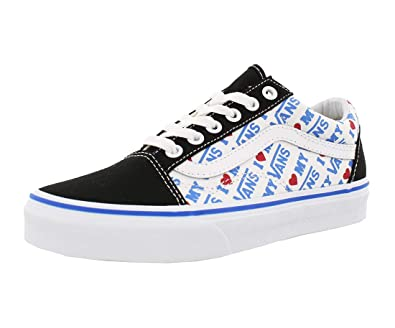 authentic quality new lower prices attractive price Amazon.com | Vans Old Skool Athletic Unisex Shoes Size Men's ...