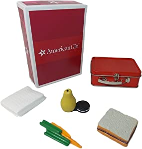 "American Girl Molly Lunch Box Set For 18"" Dolls"