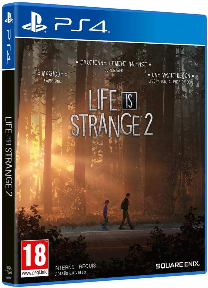 Life is Strange 2 pour PS4 [Importación francesa]: Amazon.es: Videojuegos