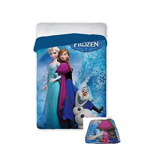 Edredon Nordico Disney.Disney Frozen Edredon Nordico 180x240 Cm Quilt Oficial Amazon Es Hogar