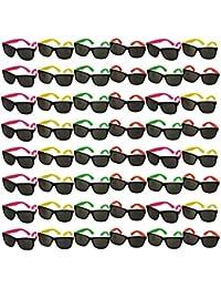 Pair Neon Party Toy Sunglasses Advantages