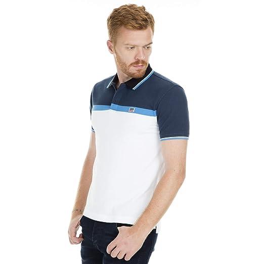 Levis Polo Camiseta para Hombre, Men T-Shirt 81852/M: Amazon.es ...