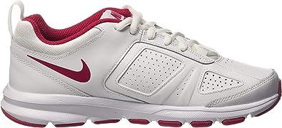 Nike T-Lite XI, Zapatillas de Gimnasia para Mujer, Blanco Rosa, 35.5 EU: Amazon.es: Zapatos y complementos
