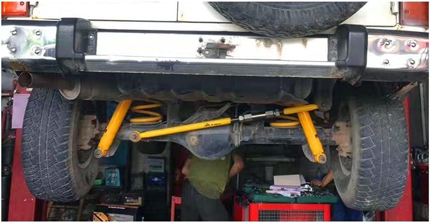 ORUN Front + Rear Panhard Barra de barras Bar Track Fit para Patrol Y60Y61