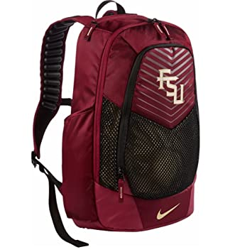 9363ab5a32 Nike Vapor Power Backpack Florida State University FSU Team Maroon Team Gold   Amazon.ca  Sports   Outdoors