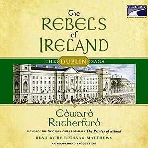 The Rebels of Ireland Audiobook