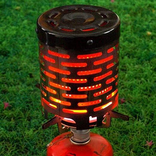 PKA - Tapa para Calefactor de Camping portátil: Amazon.es: Jardín