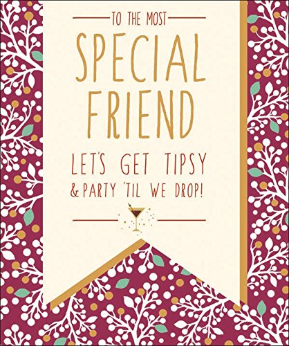 special friend contemporary christmas card glitter finished xmas greeting cards - What To Get A Friend For Christmas