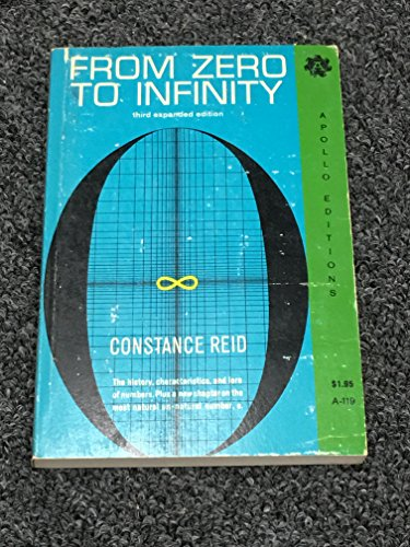 From Zero To Infinity 3RD Edition Expanded (Zero To Infinity A History Of Numbers)