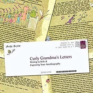 Curly Grandma's Letters Audiobook