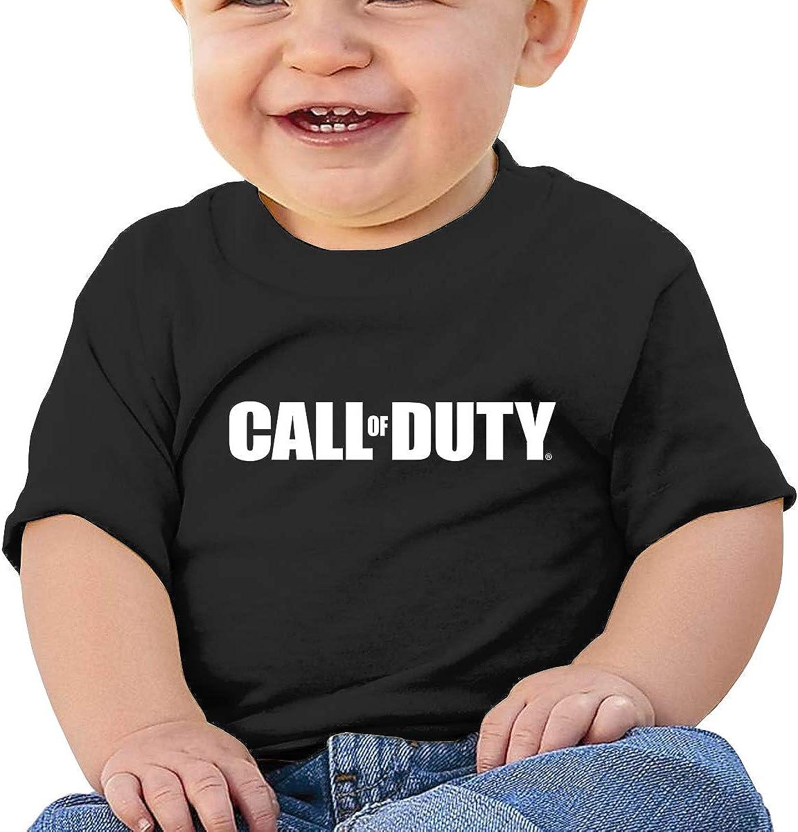 Baby Call-of-Duty Modern-Warfare Shirts Toddler Cotton Tee