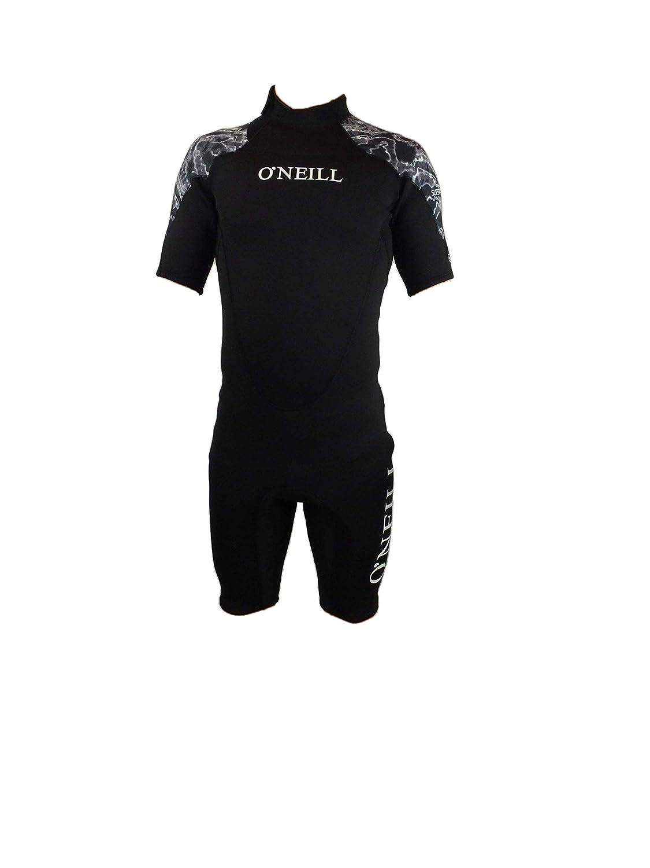19 O'NEILL(オニール) 2019年モデル バリュー バックジップ スプリング 春夏用 SUPER FREAK (スーパー フリーク) ウェットスーツ ウエットスーツ メンズモデル 品番WF-6020 日本正規品 Lサイズ タイドホワイト