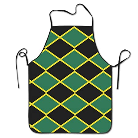 NLKDGS66DS - Delantal de Cocina Ajustable, diseño de Bandera de ...