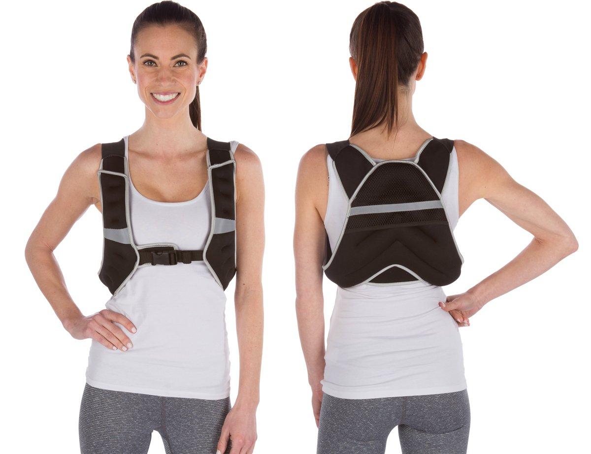 Trademark Innovations Weight Training Vest 10 lb. Weighted Training Vest by Trademark Innovations