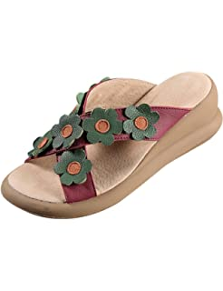 cdc3a561dd8ce6 Youlee Damen Sommer Hochhackige Sandalen Leder Schuhe  Amazon.de ...