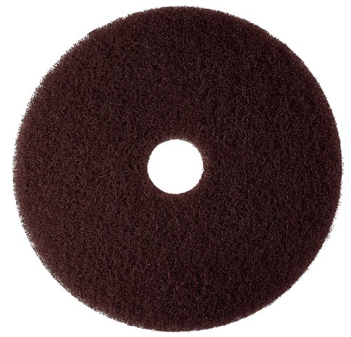 3m-brown-stripper-pad-7100-12-floor-stripper-pad-case-of-5