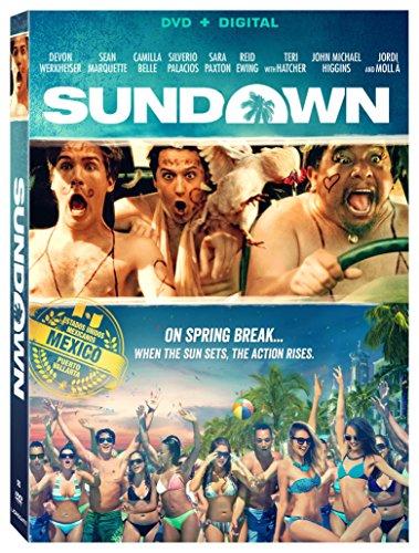 Sundown [DVD + Digital] -  Rated R, Fernando Lebrija, Camilla Belle
