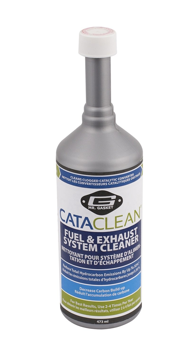 Mr Gasket 120017 Cataclean Fuel And Exhaust System Cleaner