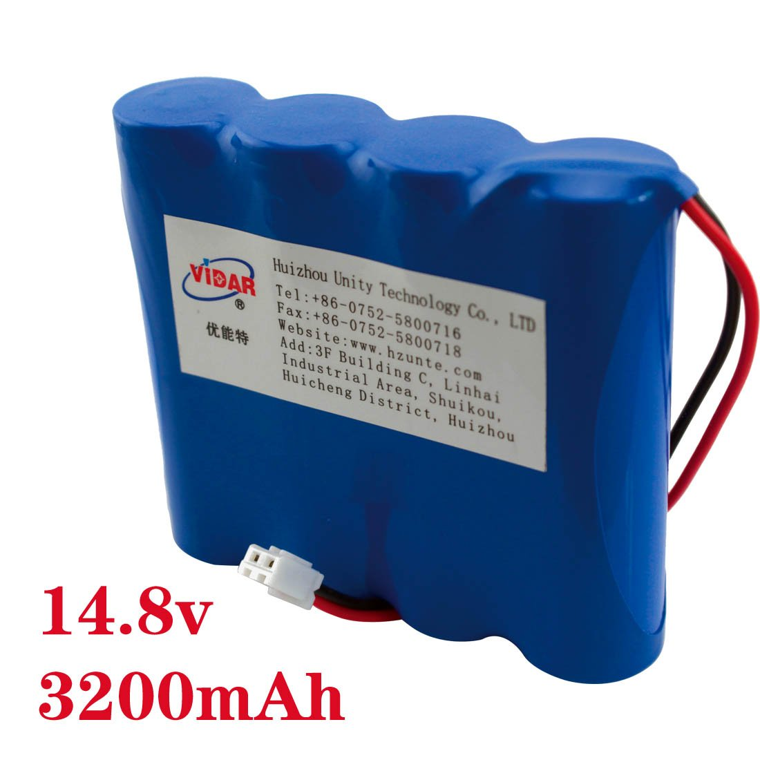 Lithium Ion Battery 148v 3200mah Cylindrical Rechargeable Xpower 18650 2600mah Liion W Protection Circuit Free Pack For Led And Power Tool