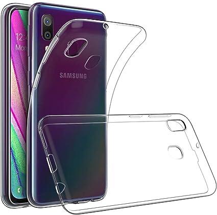 cover samsung galaxy a40 trasparente