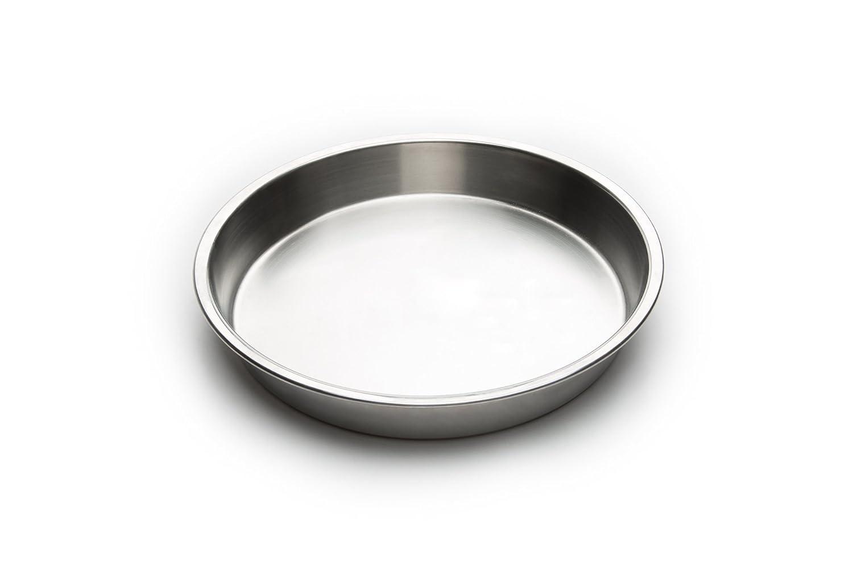Fox Run 4865 Round Cake Pan, Stainless Steel