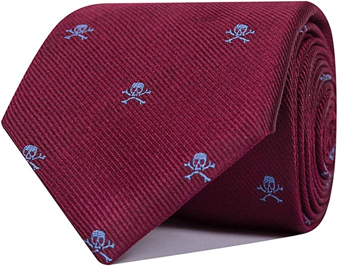 Acheter cravate tete de mort online 7