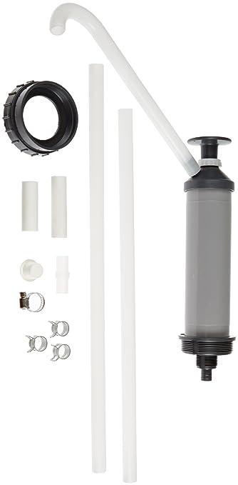 3.6 Gallon per Minute Flow Rating Red//White Case of 6 Impact 2300 Polyethylene Siphon Drum Pump 3 Diameter x 45 Length