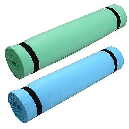 Keraiz - Esterilla de Yoga Multiusos de Alta Resistencia ...