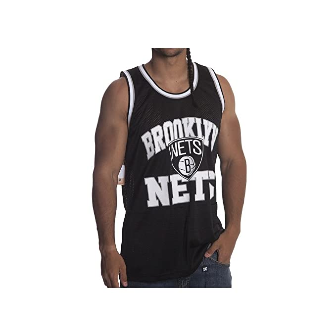 Camiseta de tirantes Brooklyn Nets para hombre: Amazon.es: Ropa y accesorios