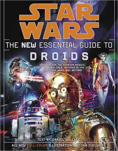 Star Wars guide droids