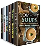 recipes for so - Comforting Meals Box Set (6 in 1): Over 180 Soups, Desserts, Holiday, Cast Iron, Crockpot, Air Fryer Recipes and So Much More (Homemade Recipes)