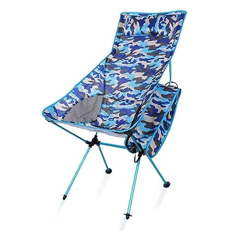 Taburete de silla plegable al aire libre Patrón de camuflaje ...