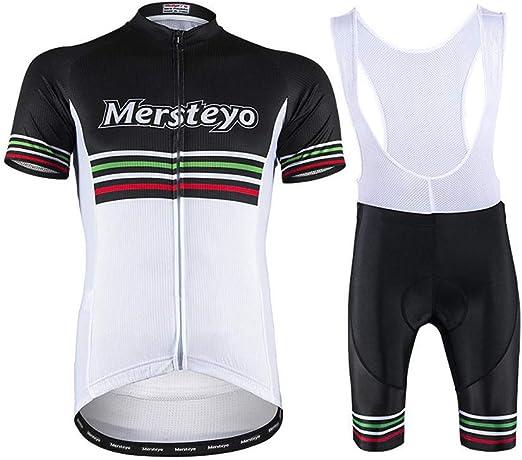 Camisetas De Ciclismo para Hombre, Camiseta De Manga Corta para ...