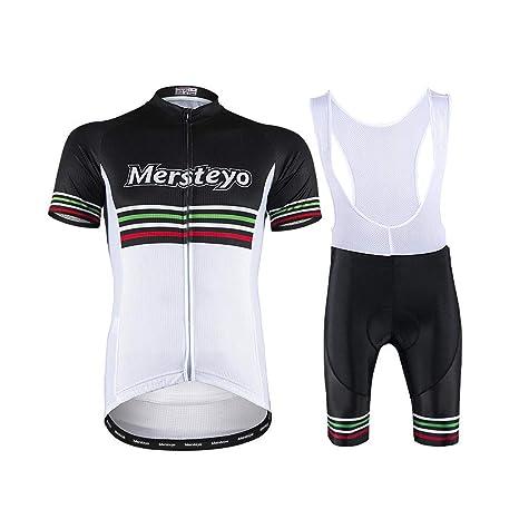 jersey Camiseta De Ciclismo para Hombre Ropa De Ciclismo ...