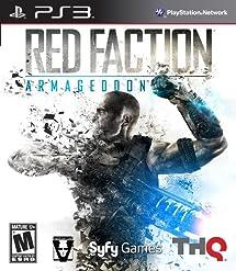 Red Faction Armageddon - Playstation 3