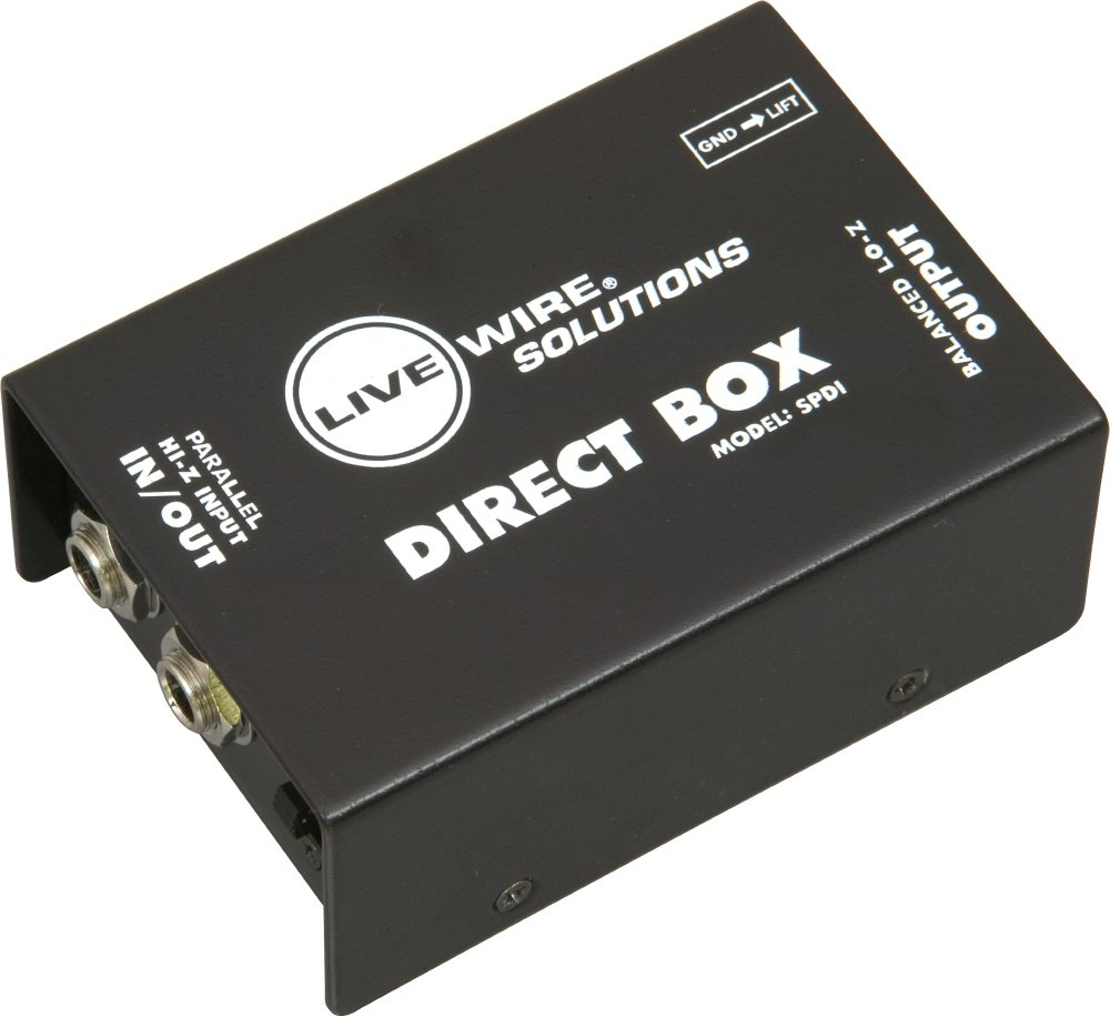 Livewire SPDI Passive Direct Box with Attenuation Pad by Live Wire (Image #5)