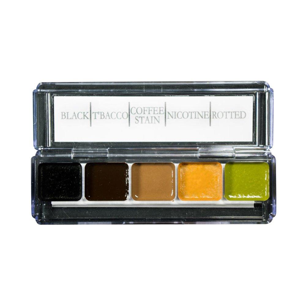 PPI Skin Illustrator TOOTH LACQUER Palette 1 Fleet St. Pegworks Makeup