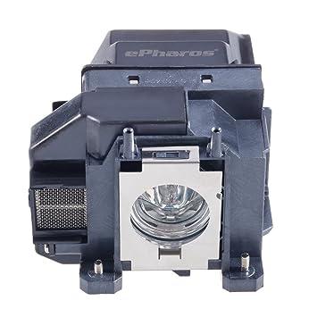 ELPLP67 V13H010L67 LAMP FOR EPSON PowerLite 1221 /& 1261W VS210 VS310 VS315W