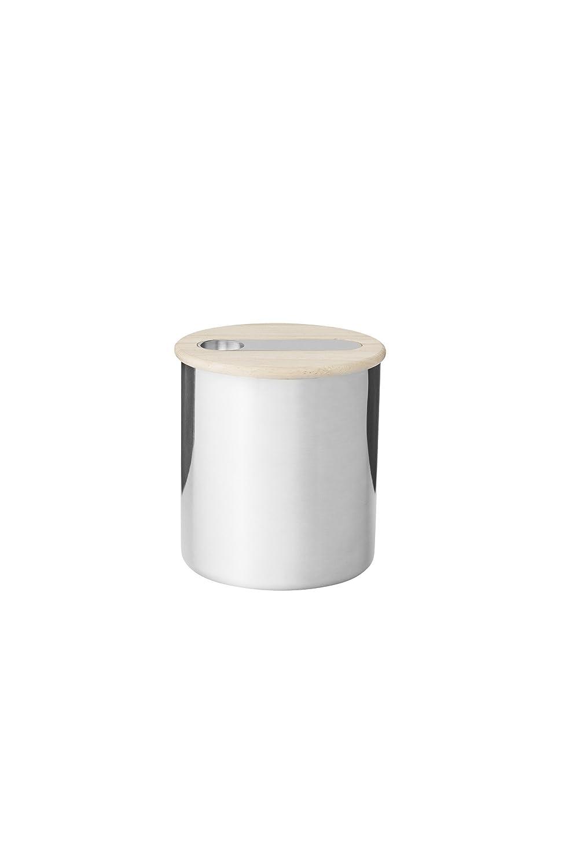 Stelton Scoop Boîte à café 0.3kg, en Acier Inoxydable 511