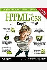 HTML und CSS von Kopf bis Fuß Paperback