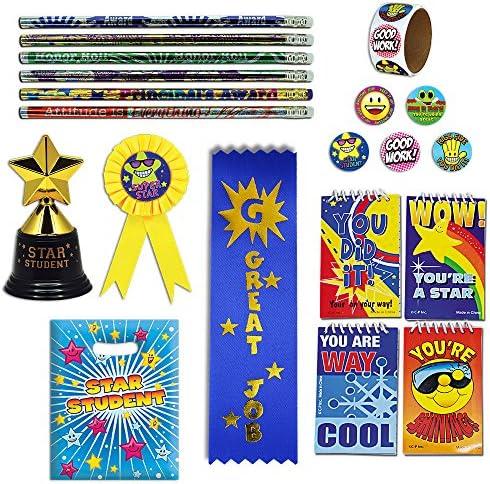 12 Packs 30 Per Pack TREND Enterprises T-81019BN Im a Star Student Recognition Awards Inc