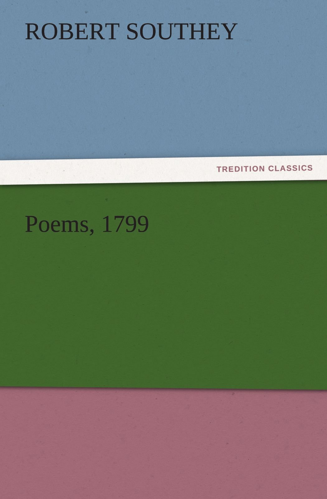 Download Poems, 1799 (TREDITION CLASSICS) pdf
