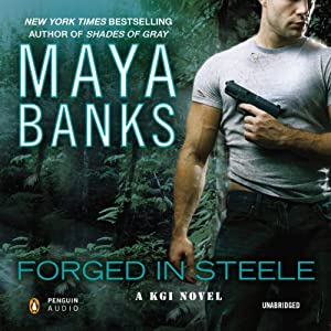 Forged in Steele Audiobook