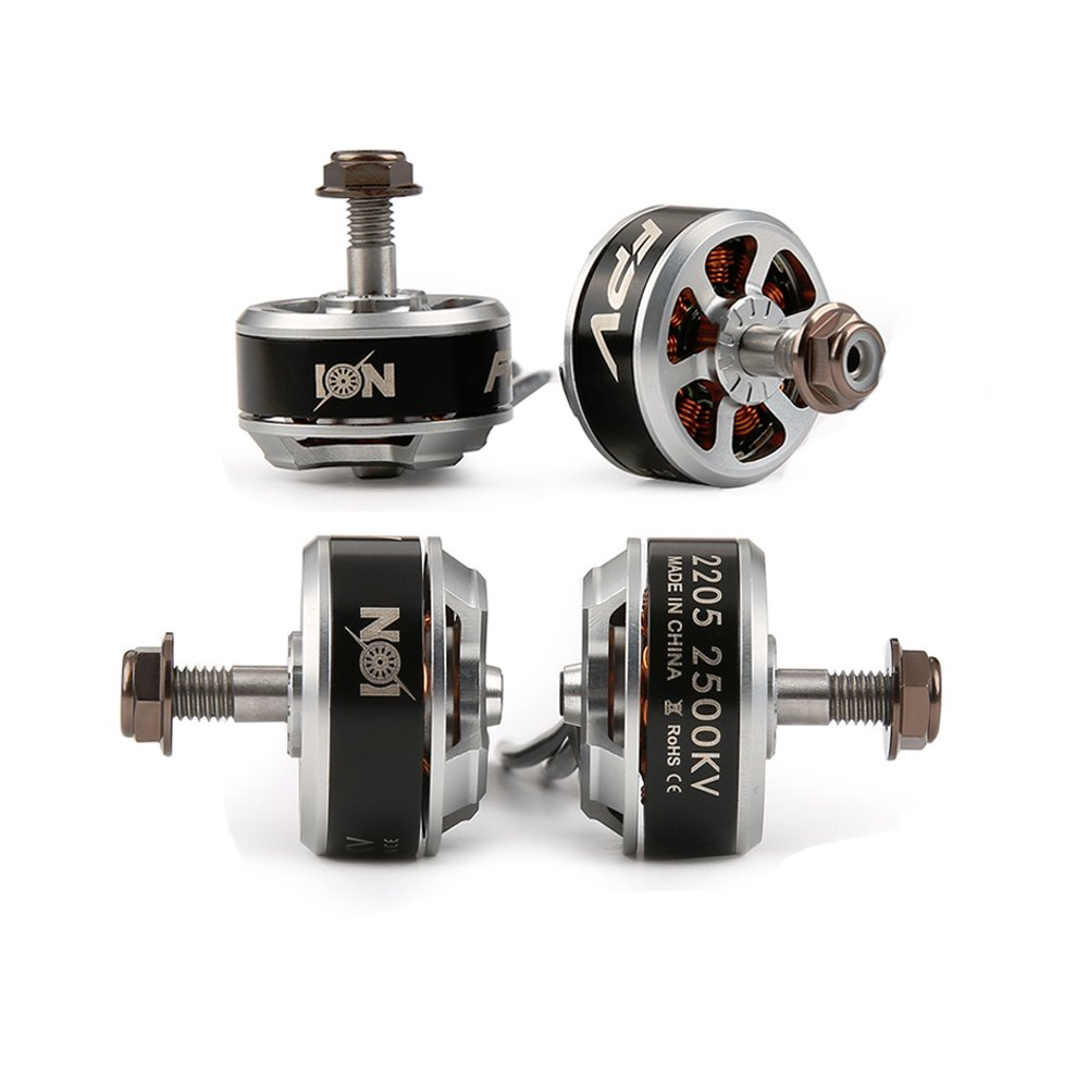 iFlight 4pcs Ion Drive 2205 2500KV Brushless Motor for FPV Racer Quadcopter Multirotor